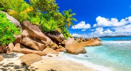 Reiseziel Félicité Seychellen