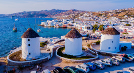 Destination Mykonos Greece
