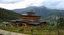 Reiseziel Lhuntse Bhutan