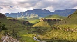 Reiseziel Nördliche Drakensberge Südafrika