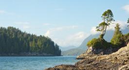 Destination Vancouver Island Canada