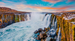 Destination Selfoss Iceland