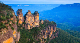 Destination Blue Mountains Australia
