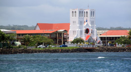 Destination Apia Samoa