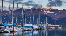 Reiseziel Seward Alaska