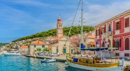 Reiseziel Brac Kroatien & Slowenien