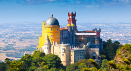 Reiseziel Sintra Portugal