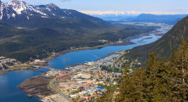 Destination Juneau Alaska