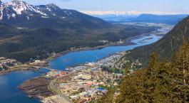 Reiseziel Juneau Alaska