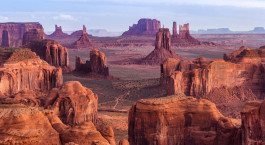 Reiseziel Monument Valley Navajo Tribal Park USA