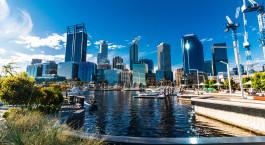 Reiseziel Perth Australien