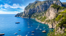 Destination Capri Italy