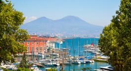 Reiseziel Neapel Italien