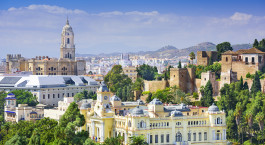Reiseziel Malaga Spanien
