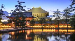 Destination Nara Japan