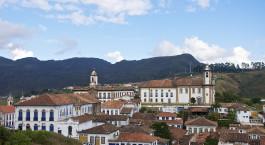 Reiseziel Ouro Preto Brasilien