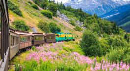 Reiseziel Skagway Alaska