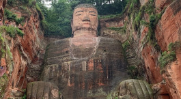 Destination Leshan China