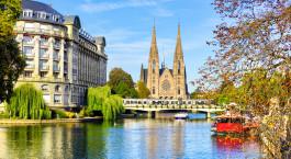 Destination Strasbourg France