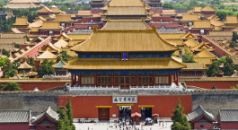 Reiseziel Peking (Beijing) China