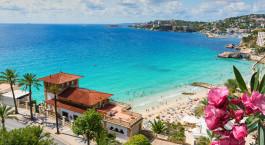 Reiseziel Palma de Mallorca Spanien