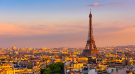 Destination Paris France