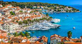 Reiseziel Hvar Kroatien & Slowenien