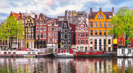 Destination Amsterdam European Capitals