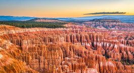 Destination Bryce Canyon National Park USA