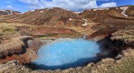Reiseziel Hveragerði Island