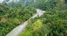 Reiseziel Pacuaré Costa Rica
