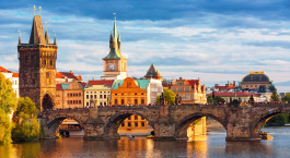 Destination Prague European Capitals
