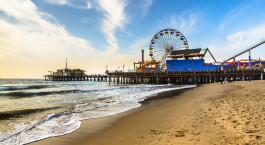 Destination Santa Monica USA