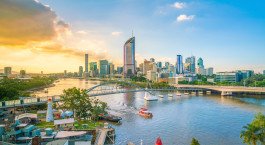 Destination Brisbane Australia