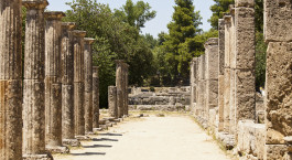 Destination Olympia Greece