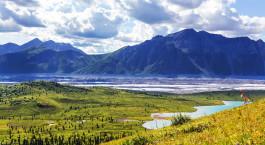 Reiseziel Wrangell St. Elias Nationalpark Alaska