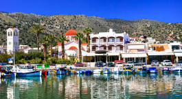 Destination Elounda Greece