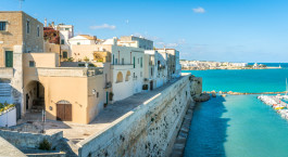 Reiseziel Otranto Italien