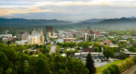 Destination Asheville USA