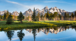 Destination Grand Teton National Park USA