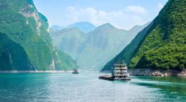 Reiseziel Yangtze Kreuzfahrt China