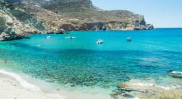Reiseziel Folegandros Griechenland