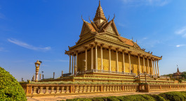 Destination Kampong Speu Cambodia