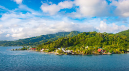 Reiseziel Raiatea Französisch Polynesien