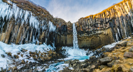Reiseziel Skaftafell Island