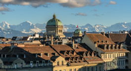 Destination Bern Switzerland