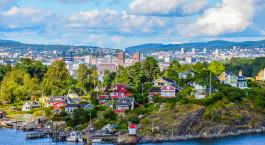 Reiseziel Oslo Arktis