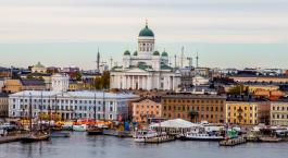 Reiseziel Helsinki Arktis