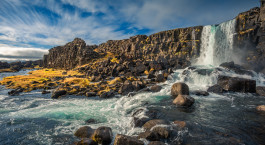 Destination Thingvellir National Park Iceland