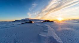 Reiseziel Langjökull Island